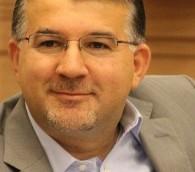 Youssef Jabareen, député de la Liste arabe unie. (Crédit : Facebook)
