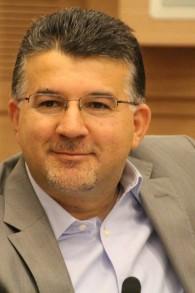 Le député Youssef Jabareen (Crédit : Facebook)