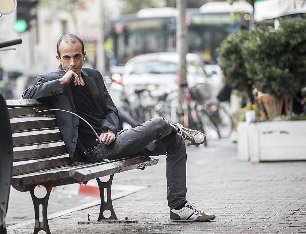Yuval Noah Harari (Crédit : Autorisation)