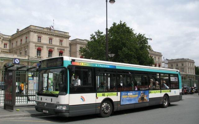 Île-de-France RATP (Crédit : Wikipédia)