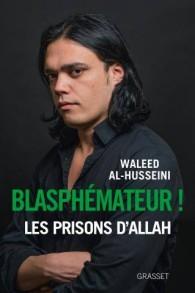 Couverture du livre de Waleed Al-Husseini, bloggeur palestinien (Crédit : Facebook)
