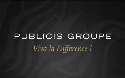 Publicis Groupe (Crédit: Facebook/Publicis Groupe)