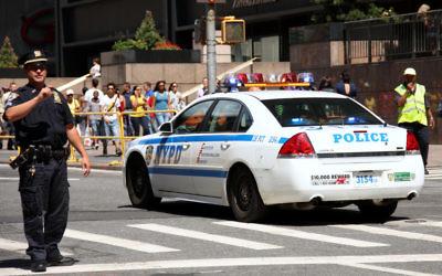 Un véhicule de la police de New York (Photo : CC BY / André Gustavo Stumpf / Flickr)
