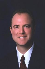 Adam Schiff (Crédit : domaine public)