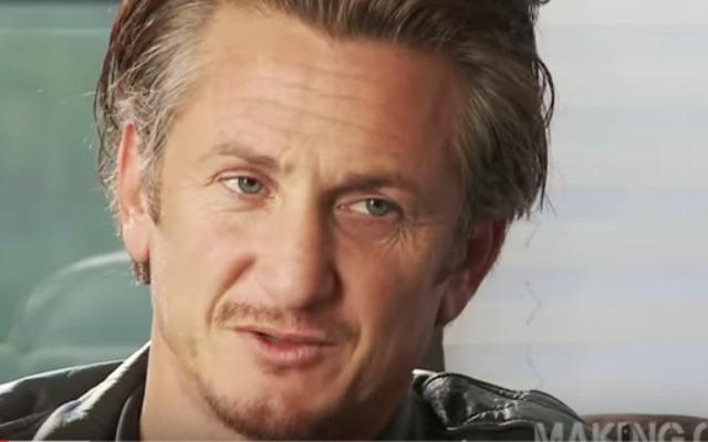 Capture d'écran : YouTube/Sean Penn: Reel Life, Real Stories
