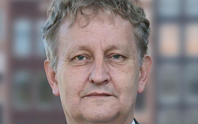 Eberhard Van der Laan (Crédit : Wikipedia)