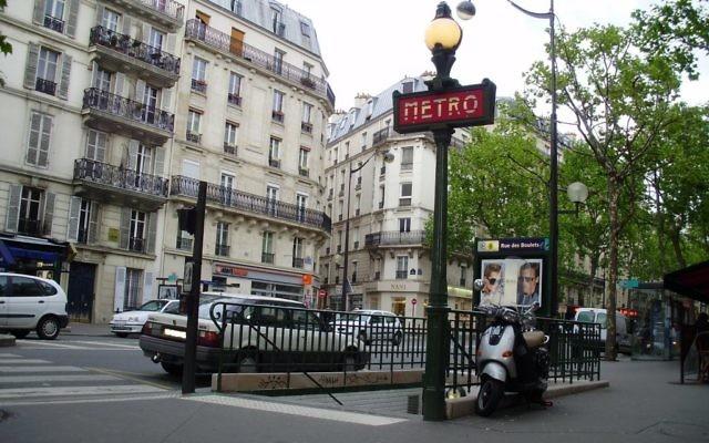Boulevard Voltaire (Crédit : Wikipédia/CC BY-SA 3.0)