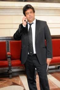 Le député au Parlement français Meyer Habib (Crédit photo: Erez Lichtfeld)