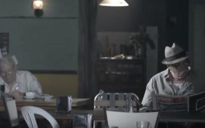 Une capture d'écran de la série télévisée « bâtards », dont les droits ont été rachetés par HBO (Crédit : Capture d'écran YouTube)