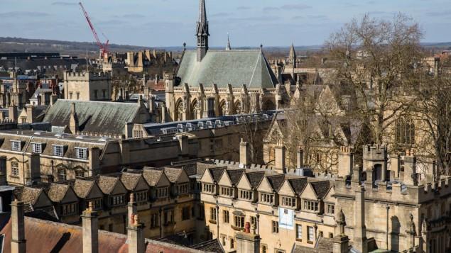 Image de l'université d'Oxford (Crédit : Shutterstock)