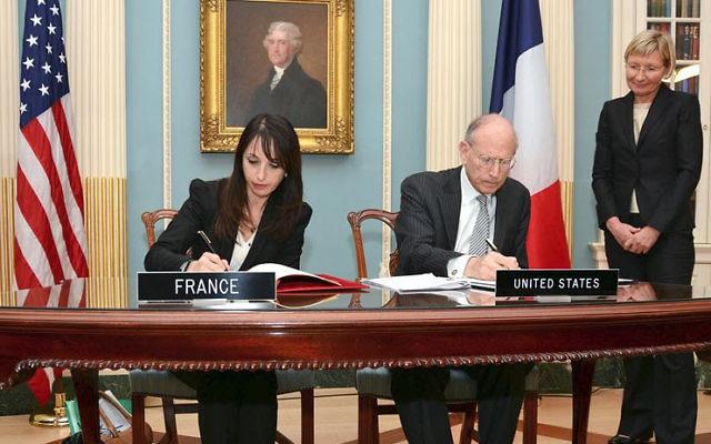 Crédit : Ambassade de France à Washington, D.C