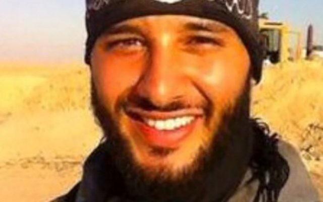Une photo  non localisée de Foued Mohamed Aggad postée en 2014 sur son compte facebook, qui a été identifié comme le troisième kamikaze impliqué dans les attentats au Bataclan de Paris, selon des sources policières, le 9 décembre 2015 (Crédit : AFP / OFF / HO)