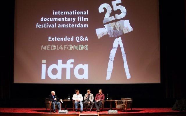 Festival international du Film Documentaire (Crédit : Facebook/ IDFA Industry & Press)