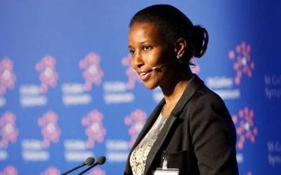 Ayaan Hirsi Ali (Photo: Facebook)