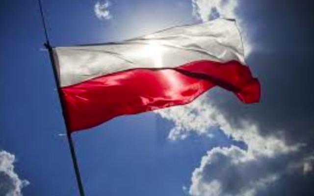Illustration du drapeau polonais (Crédit : Pixabay/domaine public)
