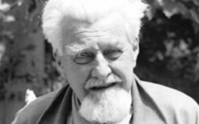 Konrad Lorenz (Crédit : Wikimedia Commons/CC BY SA 3.0)