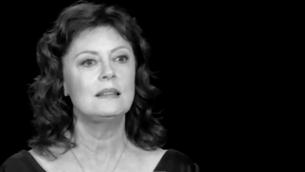 Susan Sarandon (Crédit : Capture d'écran YouTube)