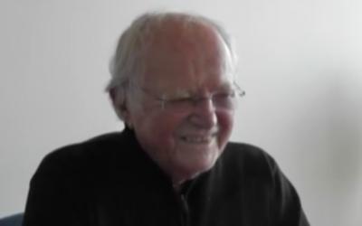 Gaston Viens (Crédit : capture d'écran YouTube)