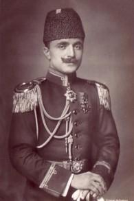 Enver Pacha, le ministre de la Guerre de l'Empire ottoman pendant la Première Guerre mondiale (Crédit : Domaine public via wikipedia)