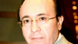 Le journaliste syrien d'Al-Jazeera Faisal al-Qassem  (Photo par محمد الفلسطيني / Wikipedia CC BY-SA 3.0)