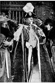 Le mystérieux ZedZed, Sir Basil Zaharoff (Crédit : domaine public)