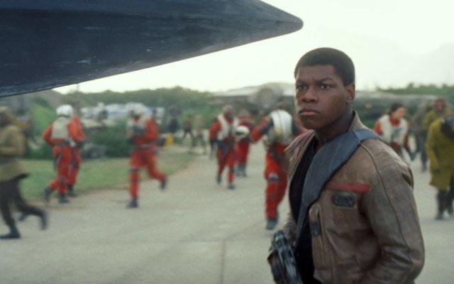 Extrait d'une scène de Star Wars (Crédit : autorisation)