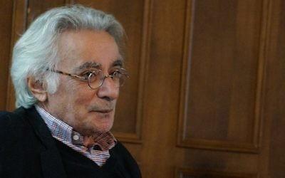 L'auteur juif français Tobie Nathan (Crédit : Wikimedia Commons, CC BY-SA 4.0, G. Garitan)