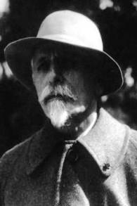 Sir Basil Zaharoff en 1928 (Crédit : Domaine publique ; Agence de presse Meurisse – Bibliothèque nationale de France)