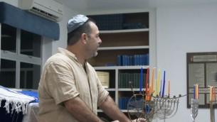 Jacob Hassid, président de la communauté juive de La Barbade. (Crédit : courtoisie)