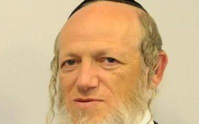 Le président de ZAKA, Yehuda Meshi-Zahav (Autorisation ZAKA)