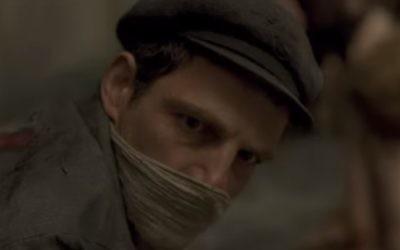 """Image extraite du film """"Le fils de Saul"""""""
