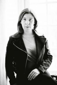 Une journaliste suédoise, Johanna Schreiber (Crédit : Anna Järphammar)