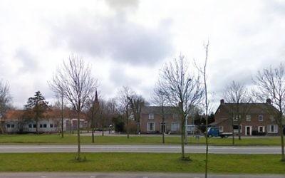 Le village hollandais de Slootdorp, autrefois refuge des juifs fuyant les nazis, a été proposé comme hébergement aux réfugiés syriens et irakiens (Crédit : capture d'écran Google Maps)