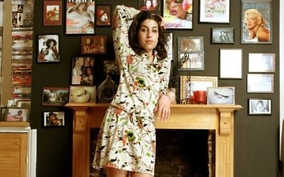 Amy Winehouse (Crédit : Mark Okoh, Camera Press)