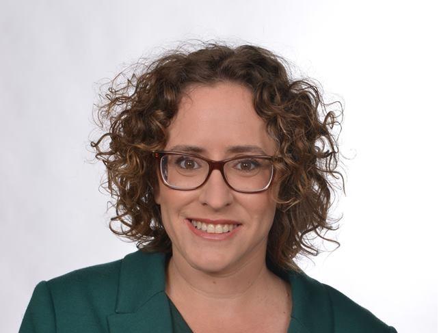 La députée de l'Union sioniste, Yael Cohen-Paran (Crédit : Autorisation)