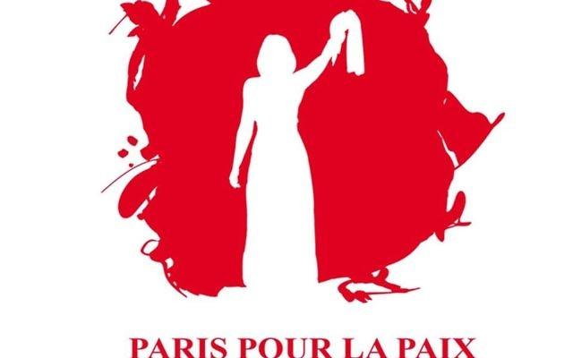 Association Paris pour la paix (Crédit : Facebook/Paris pour la paix)