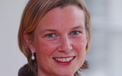 Katharina von Schnurbein, nouvelle responsable du combat contre l'antisémitisme de l'UE (Crédit : autorisation de la commission européenne)