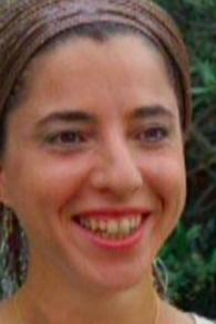 Dafna Meir, assassinée à son domicile d'Otniel, le 17 janvier 2016 (Crédit : capture d'écran Deuxième chaîne)