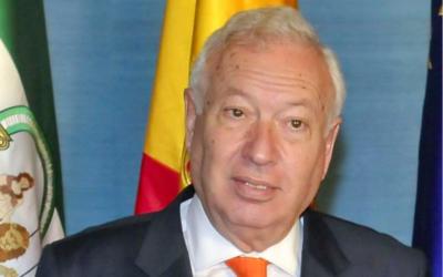 Le ministre des Affaires étrangères espagnoles José Manuel Garcia-Margallo (Crédit :  wikimédia)
