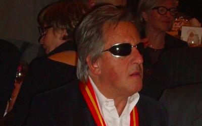 Gilbert Montagné au Chateau du Clos Vougeot en 2011 (Crédit : CC BY-SA 3.0/Wikimedia commons)