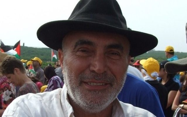 Ezra Nawi (Crédit : Uri Zakhem/Wikipedia)