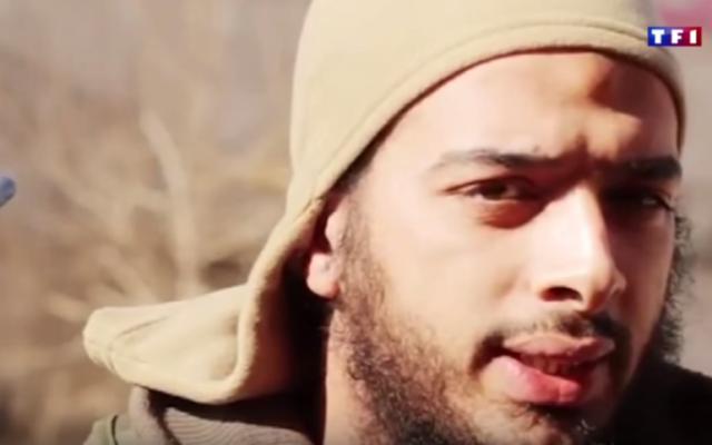 Salim Benghalem a été condamné le 7 janvier 2016 par un tribunal de Paris (Crédit : Capture d'écran YouTube)