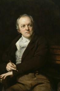 Un portrait de William Blake, de 1807 par Thomas Phillips (Crédit : Wikipedia)