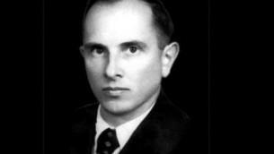 Stepan Bandera, personnage controversé en Ukraine où beaucoup le considèrent comme un héros national et symbole de la lutte pour l'indépendance de cette ex-république soviétique alors que d'autres l'accusent d'avoir collaboré avec les nazis.  (Crédit : capture d'écran YouTube/Pravda Report)