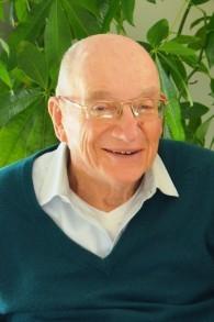 Haim Roet, survivant hollandais de l'Holocauste. (autorisation)