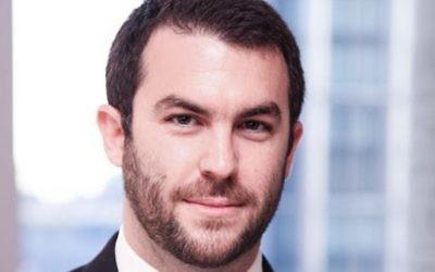 David Keyes, porte-parole du Premier ministre Benjamin Netanyahu. (Crédit : autorisation)