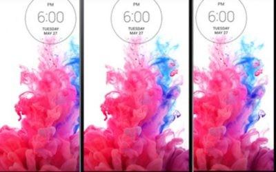 Téléphones LG G3 (autorisation)