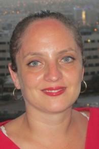 Carole Nuriel, directrice de l'ADL en Israël. (autorisation)