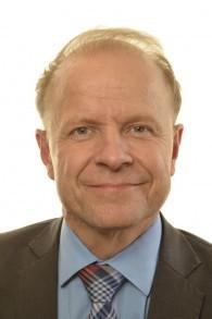 Mikael Oscarsson, député suédois du parti chrétien démocrate.  (Crédit : autorisation)