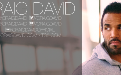 Craig David (Crédit : Facebook/Craig David)